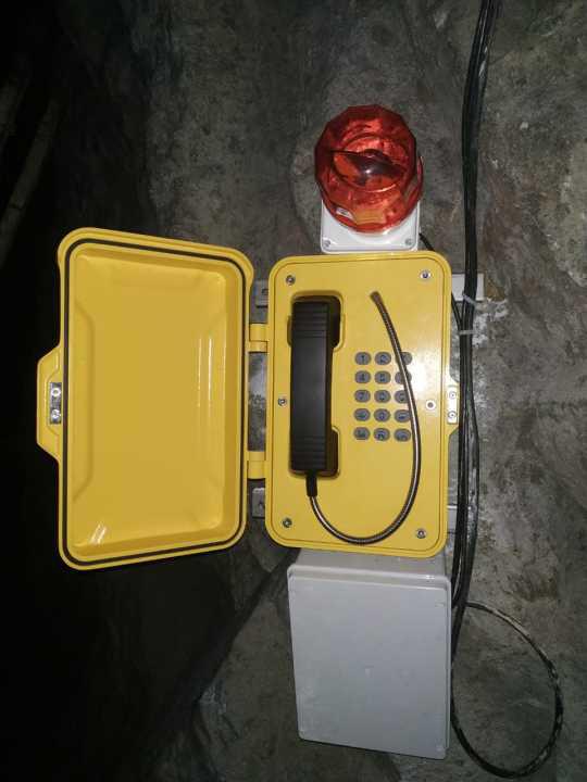 Industrial Weatherproof Telephone