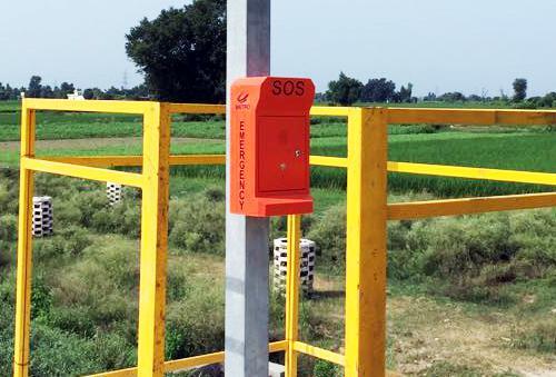 J&R Emergency Telephone Call Box Get the Bid