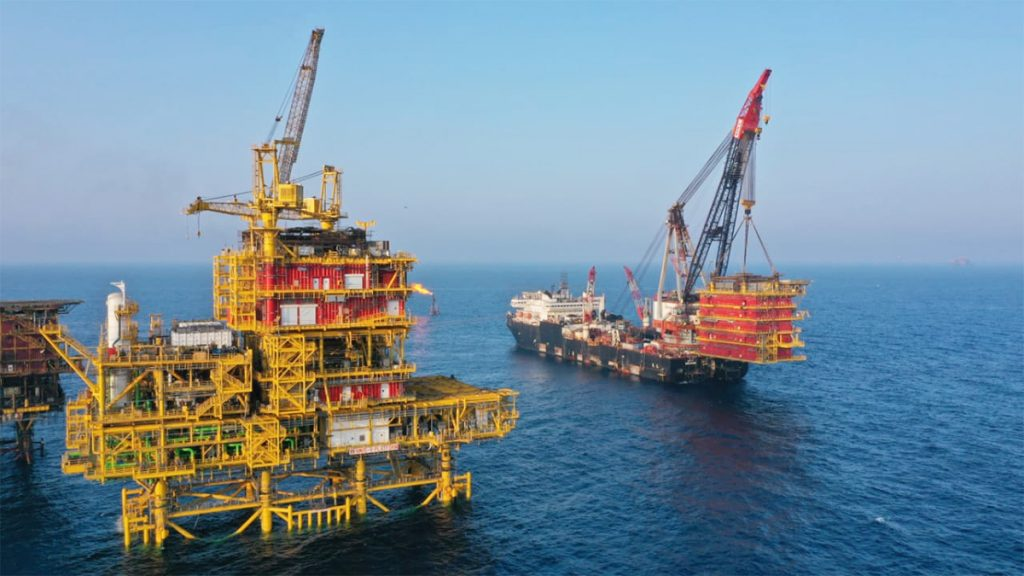 J&R Explosion-proof telephone Used in India Oil Drilling Project