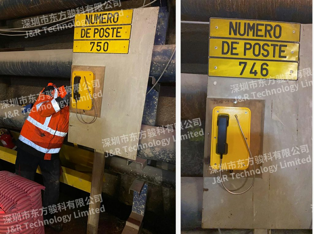 Modane Tunnel Project in France